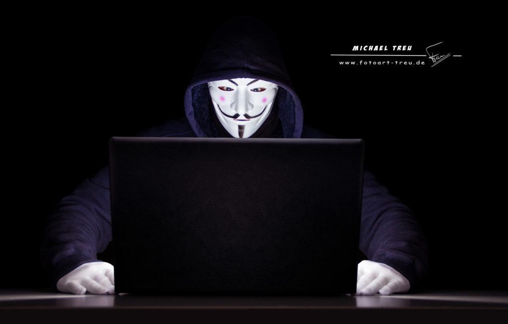Anonymous - Portrait / Fotografieren mit Blitz