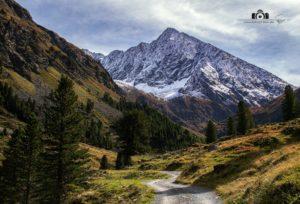 Ötztaler Alpen - Schrankogel